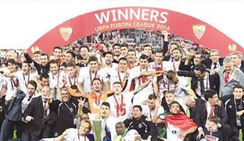 Sevilla conquista Europa