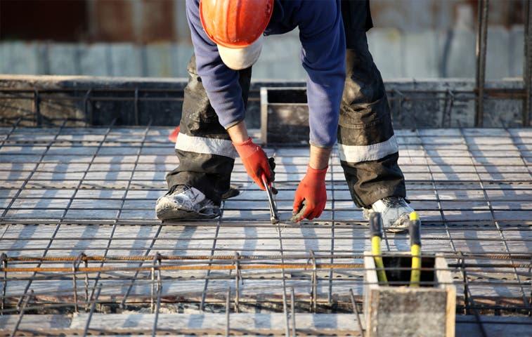Construcción se dinamiza en primer cuatrimestre