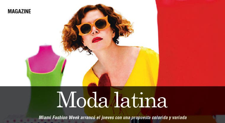 Escaparate de la moda latina
