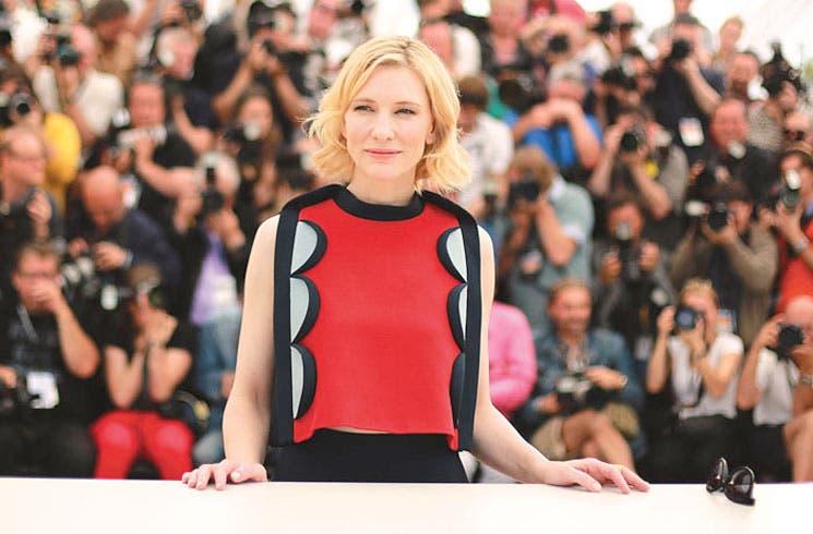 Cate Blanchett lanza advertencia feminista