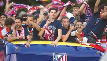 Atlético… un proyecto, un estilo