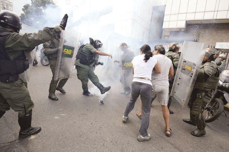 """""""Venezuela no quiere intervención extranjera"""""""
