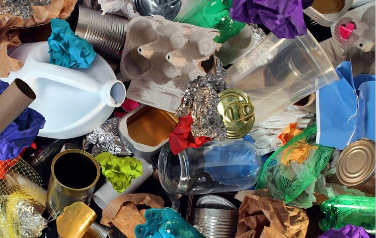 Bajó la producción de basura no reciclable
