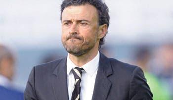Luis Enrique a regenerar el Barça