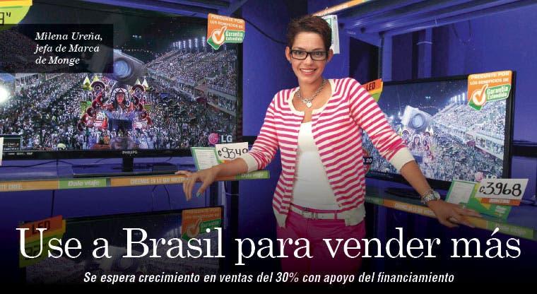 Use a Brasil para vender más