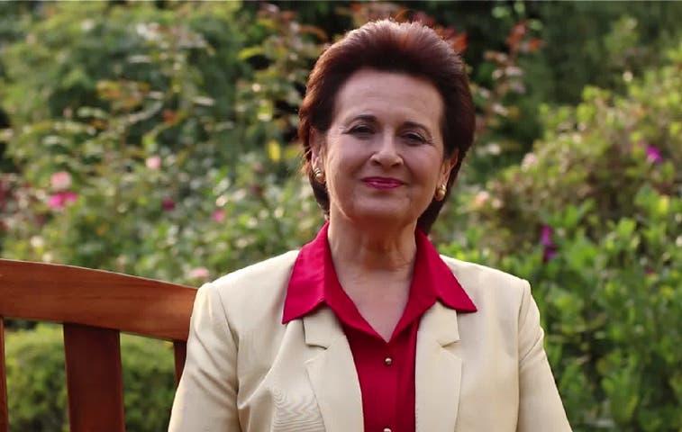 Margarita Penón asumirá cargo en el BCIE