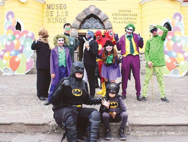 Batman tendrá fiesta doble en Costa Rica