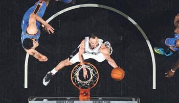 Spurs espera la reacción de Thunder