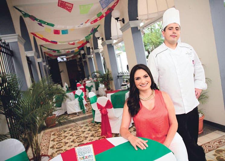 Desayune, almuerce y cene como en México