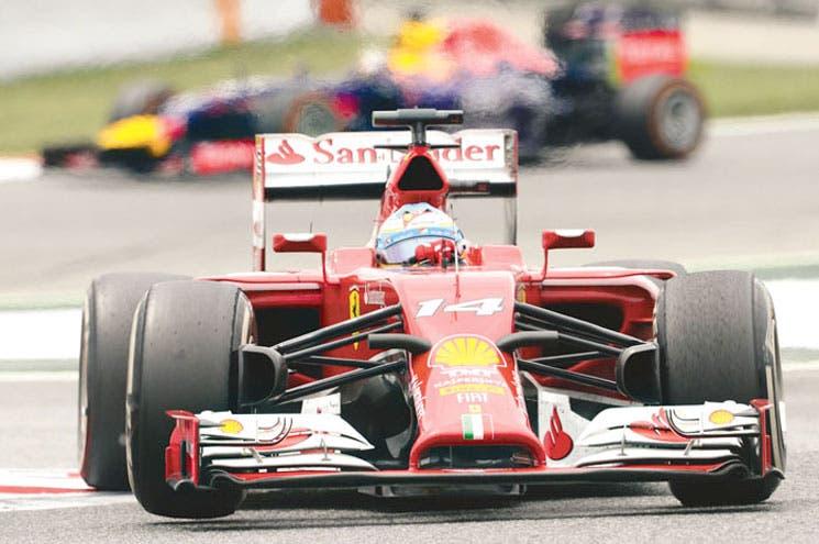 """Alonso: """"Tenemos más de un problema"""""""