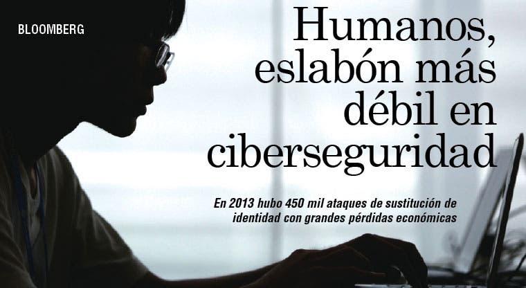 Humanos son eslabón más débil en ciberseguridad