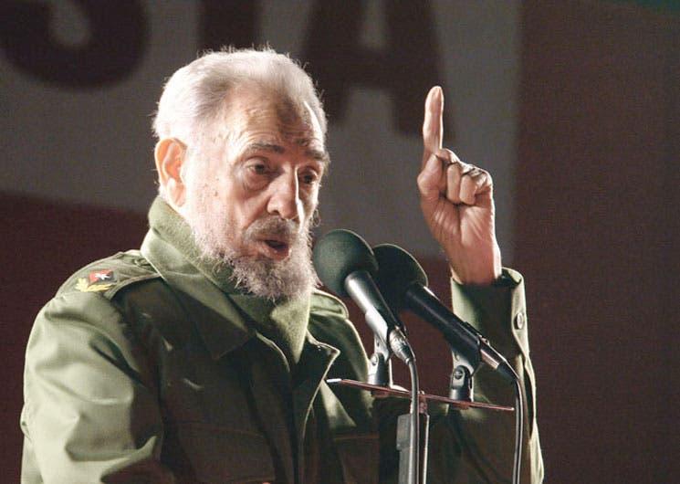 Revelan vida oculta del líder cubano Fidel Castro