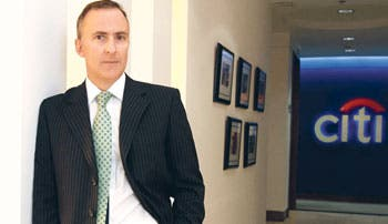 Talento en finanzas atrae a Citi
