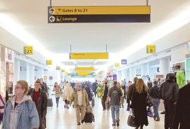 Obama reducirá tiempos de espera en aeropuertos