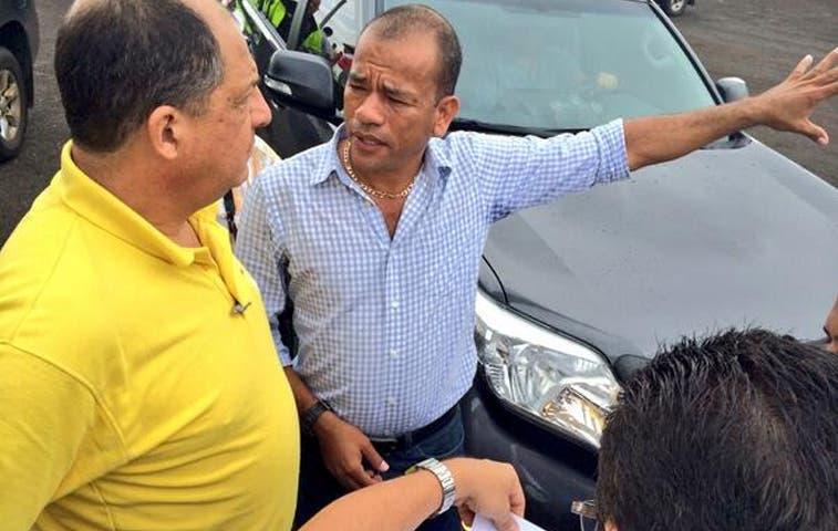 Vecinos de Zona Norte hacen peticiones a Solís