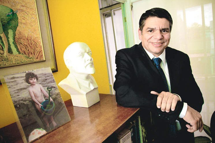 """Mauro Fernández, el """"Dr. Sex"""" de Costa Rica"""