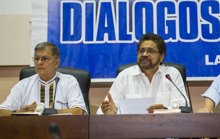 FARC rechaza valorar resultados electorales