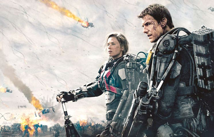 "Tom Cruise habló sobre ""Edge of Tomorrow"""