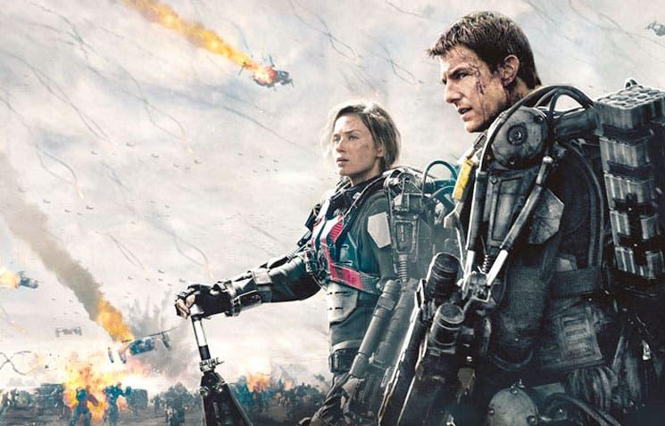 "Tom Cruise habló sobre ""Edge of Tomorrow"""