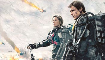 Tom Cruise habló sobre Edge of Tomorrow