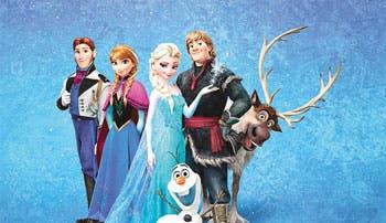 Frozen la quinta cinta de mayor recaudación