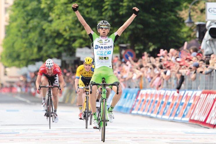 Día de tregua en el Giro