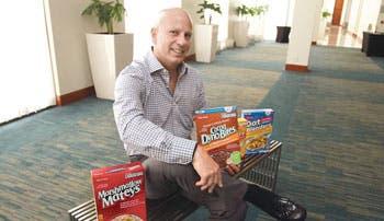 Nueva línea de cereales llega al país