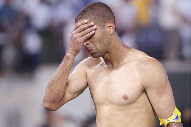 Una lesión dejó fuera del Mundial a Álvaro Saborío