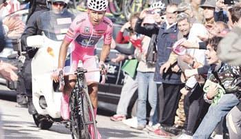 Quintana huele a campeón