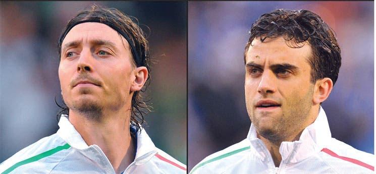 Prandelli armó su Italia