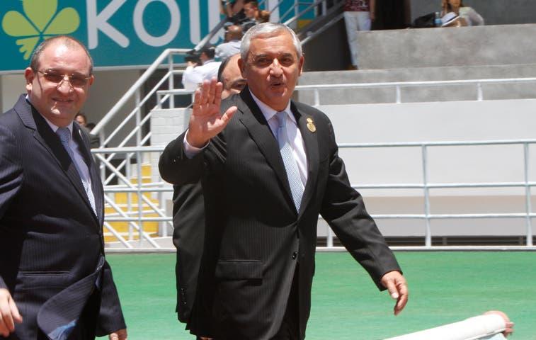 Solís recibirá a Presidente de Guatemala
