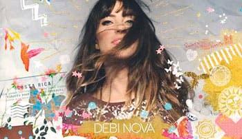 """Debi Nova lanzó su tema """"Emergencia"""""""