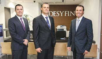 Desyfin inaugura sucursal en Santa Ana