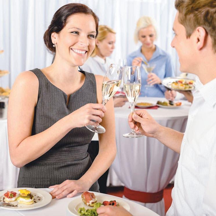 Sea un buen invitado