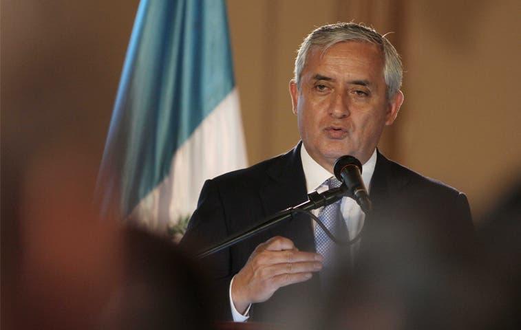 Otto Pérez Molina visita hoy Costa Rica