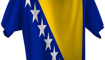 Bosnia, el debutante
