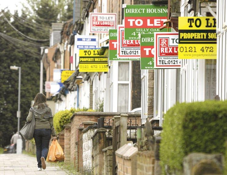 FMI alerta sobre alza del precio de la vivienda en el Reino Unido