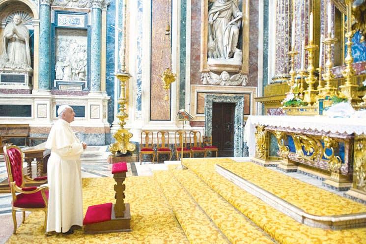 Reunión en el Vaticano pide la paz en Oriente Medio
