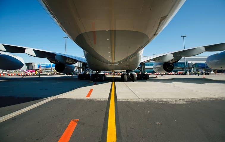 Aeropuerto tiene nueva plataforma remota