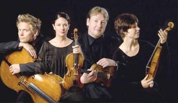Cuarteto alemán lo invita a una cita clásica