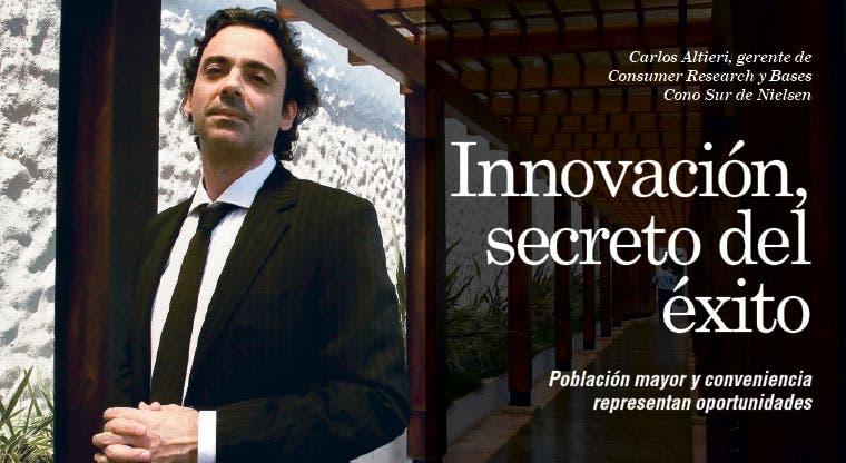 Innovación, secreto del éxito