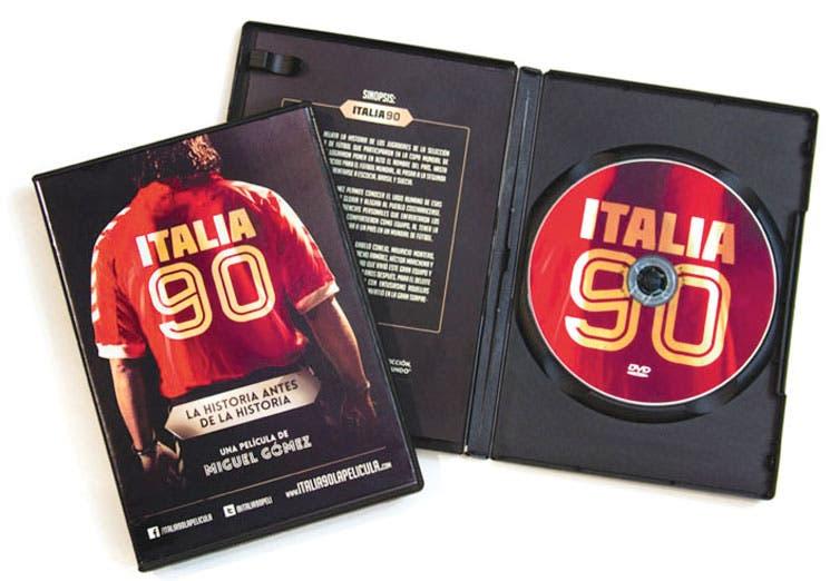 """""""Italia 90"""" viaja a Brasil"""