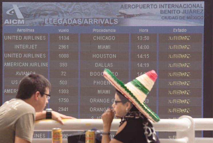 Mega-aeropuerto en México despierta interés
