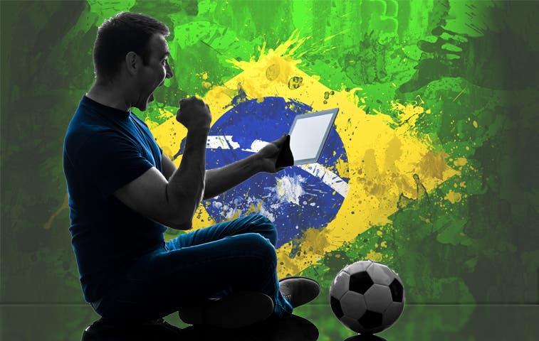 Copa Mundial triplicará uso de Internet