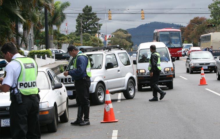 Mundial alerta a Policía de Tránsito