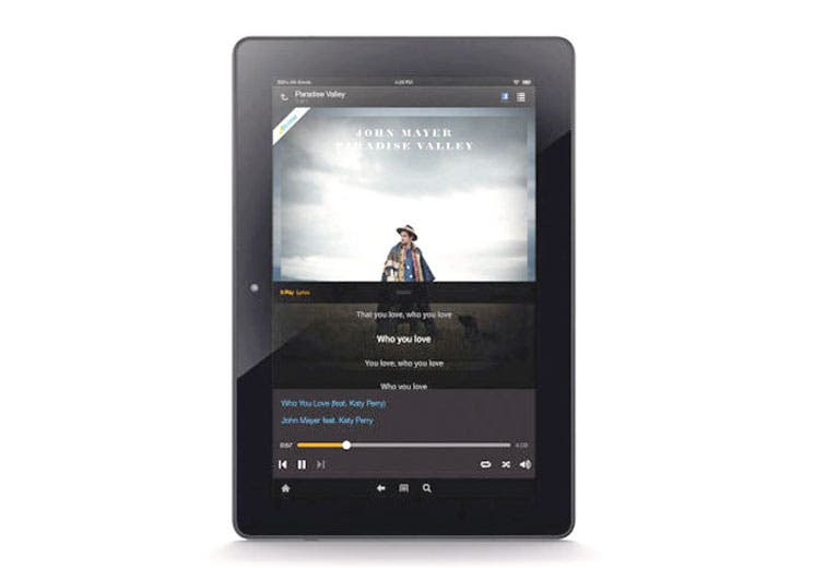 "Amazon lanza servicio de música en ""streaming"""