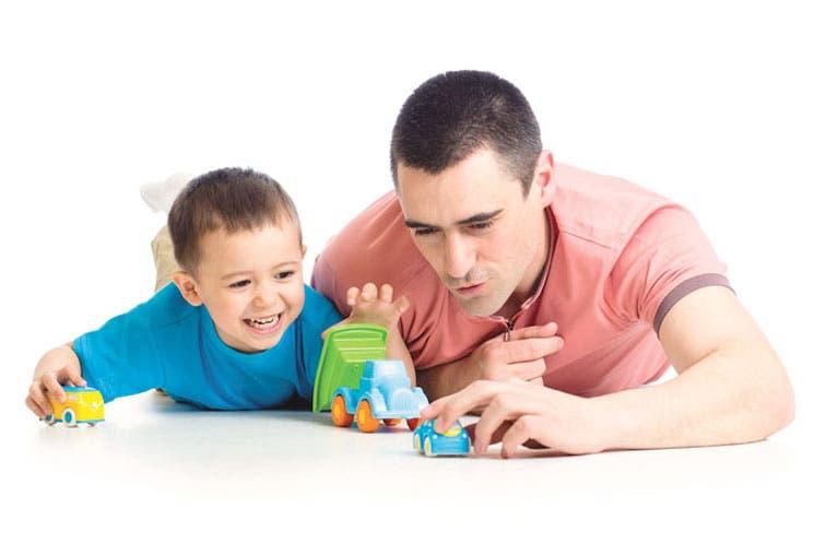 ¿Existe el papá ideal?