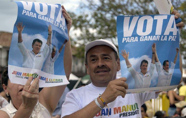 Colombia cerrará fronteras por elecciones