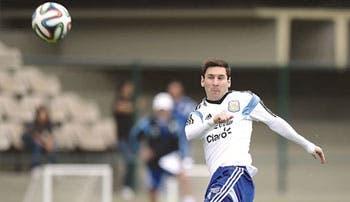 Argentina sale a la acción