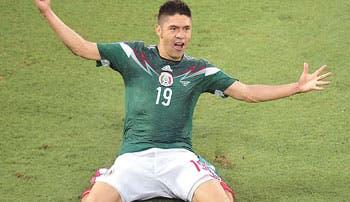 Peralta premia a México
